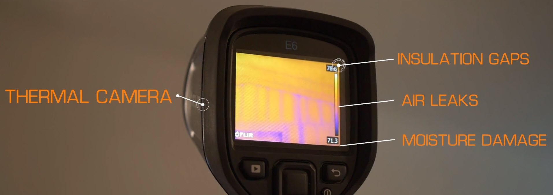 Boise infrared thermography